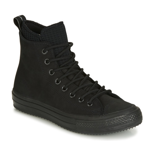 kengät Miehet Korkeavartiset tennarit Converse CHUCK TAYLOR ALL STAR WP  BOOT LEATHER HI Black 7e77f1f776