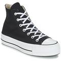 kengät Naiset Korkeavartiset tennarit Converse