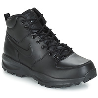 kengät Miehet Bootsit Nike MANOA LEATHER BOOT Black