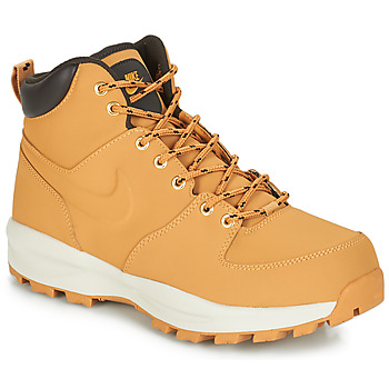 kengät Miehet Bootsit Nike MANOA LEATHER BOOT Hunaja