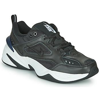 kengät Miehet Matalavartiset tennarit Nike M2K TEKNO Black