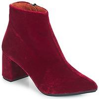 kengät Naiset Nilkkurit Betty London JILOUTE Bordeaux