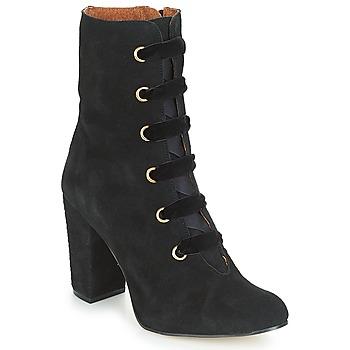 kengät Naiset Nilkkurit Betty London JIFULA Black