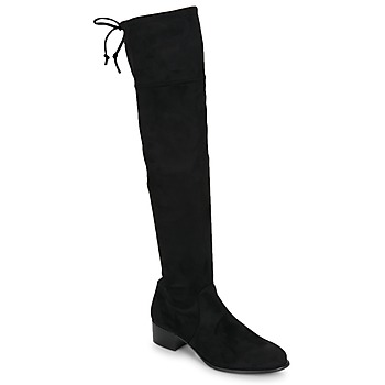 kengät Naiset Ylipolvensaappaat Betty London JAZUMI Black