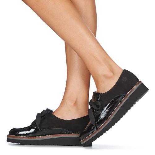 Betty London Joutaime Black - Ilmainen Toimitus- Kengät Derby-kengät Naiset 78