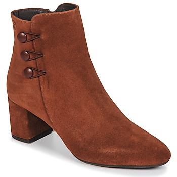 kengät Naiset Nilkkurit Betty London JOYE Camel