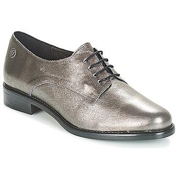 kengät Naiset Derby-kengät Betty London CAXO Silver