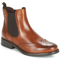 kengät Naiset Bootsit Betty London JOSTA Brown