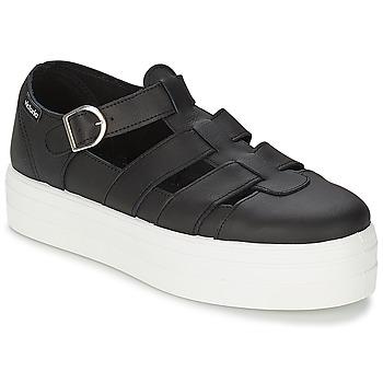 kengät Naiset Sandaalit ja avokkaat Victoria SANDALIA PIEL Black