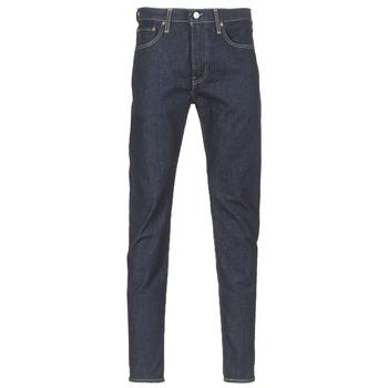 vaatteet Miehet Slim-farkut Levi's 512 SLIM TAPER FIT Sininen
