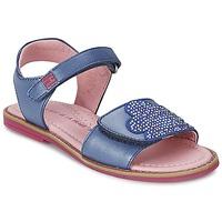 kengät Tytöt Sandaalit ja avokkaat Agatha Ruiz de la Prada MISS PONZA Blue