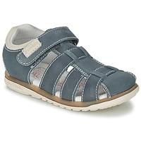 kengät Lapset Sandaalit ja avokkaat Garvalin SANDALIAS BOY Blue