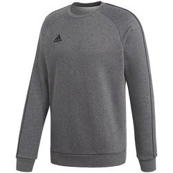 vaatteet Miehet Svetari adidas Originals CORE18 SW Top Harmaat