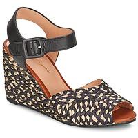 kengät Naiset Sandaalit ja avokkaat Robert Clergerie DISON Musta