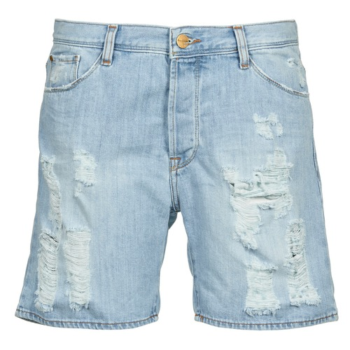 vaatteet Naiset Shortsit / Bermuda-shortsit Acquaverde BOY SHORT Blue / Clair
