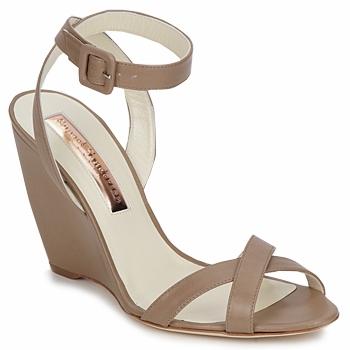 kengät Naiset Sandaalit ja avokkaat Rupert Sanderson ALIGHT Brown