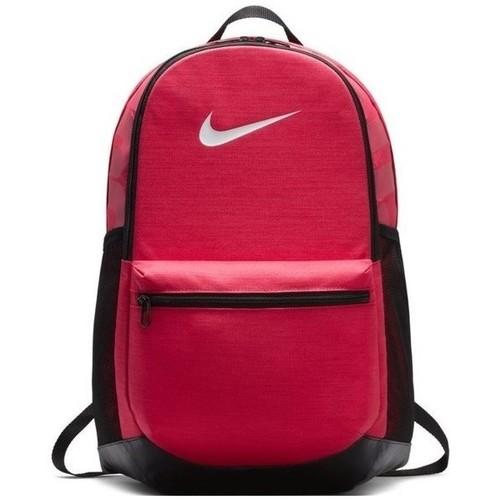 laukut Reput Nike Brasilia Vaaleanpunaiset
