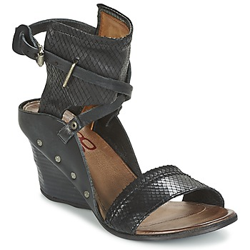 kengät Naiset Sandaalit ja avokkaat Airstep / A.S.98 KOKKA Black