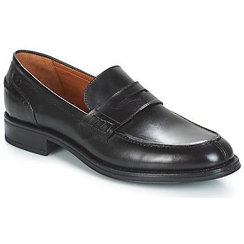 kengät Miehet Mokkasiinit Carlington JALECK Musta