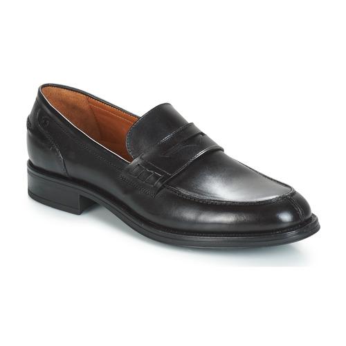 kengät Miehet Mokkasiinit Carlington JALECK Black