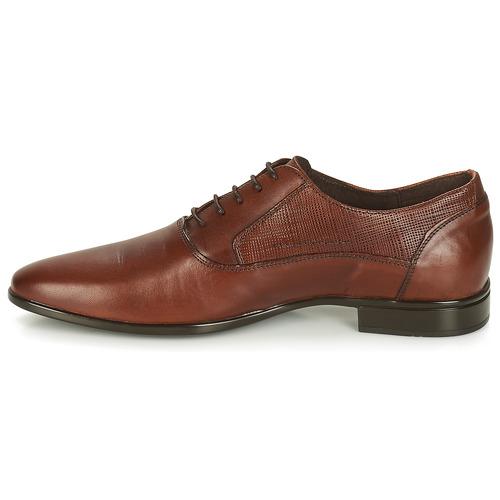 Carlington JIPINO Cognac 8265165 Miehet kengät