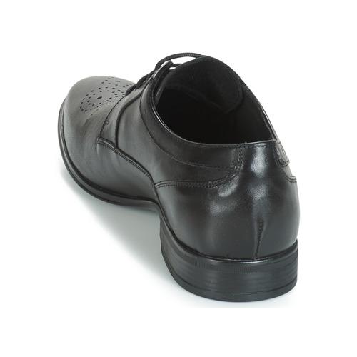 Carlington Jevita Black - Ilmainen Toimitus- Kengät Derby-kengät Miehet 50