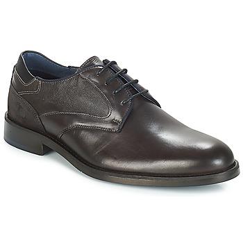 kengät Miehet Derby-kengät Carlington JECINZA Grey