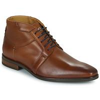 kengät Miehet Bootsit Carlington JESSY Cognac