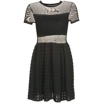 vaatteet Naiset Lyhyt mekko Brigitte Bardot ALBERTINE Black