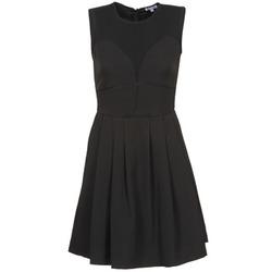 vaatteet Naiset Lyhyt mekko Brigitte Bardot ALEXANDRIE Black