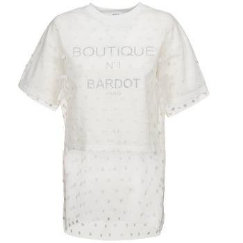 vaatteet Naiset Svetari Brigitte Bardot ANASTASIE Vaalea