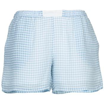 vaatteet Naiset Shortsit / Bermuda-shortsit Brigitte Bardot ANGELIQUE Blue / White