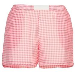 vaatteet Naiset Shortsit / Bermuda-shortsit Brigitte Bardot ANNE Red / White