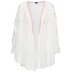 vaatteet Naiset Neuleet / Villatakit Brigitte Bardot APOLLINE White
