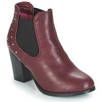 kengät Naiset Nilkkurit Moony Mood JURDEAN Bordeaux