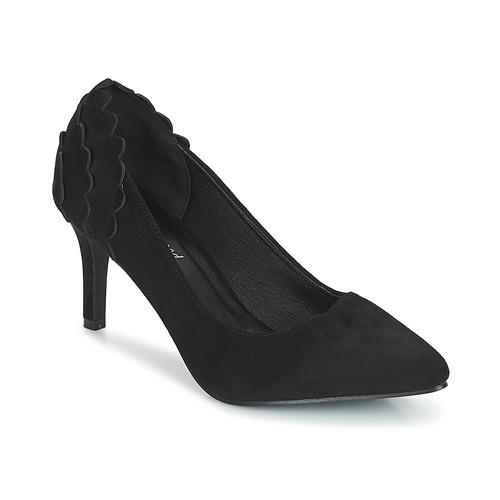kengät Naiset Korkokengät Moony Mood JETTY Black