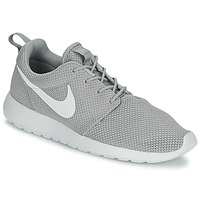 kengät Miehet Matalavartiset tennarit Nike ROSHE ONE Grey / White