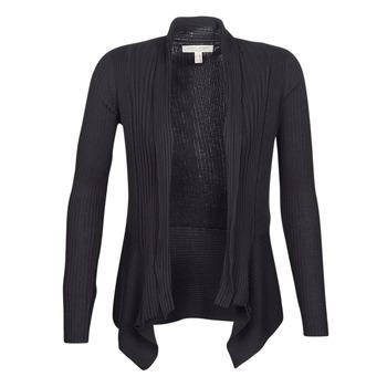 vaatteet Naiset Neuleet / Villatakit Esprit VECKY Black