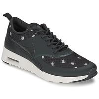 kengät Naiset Matalavartiset tennarit Nike AIR MAX THEA Black