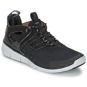 kengät Naiset Matalavartiset tennarit Nike FREE VIRTUS Black