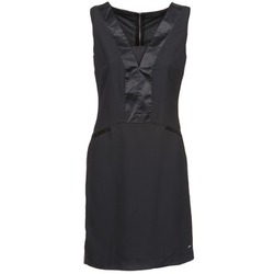vaatteet Naiset Lyhyt mekko La City CLAUDIA Black