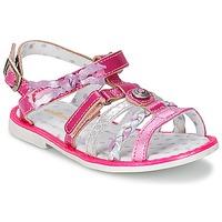 kengät Tytöt Sandaalit ja avokkaat Catimini CHOUETTE Fuksia