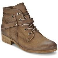 kengät Naiset Bootsit Mjus SANDEO Brown
