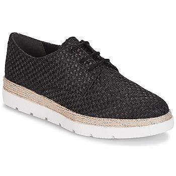 kengät Naiset Derby-kengät S.Oliver  Black