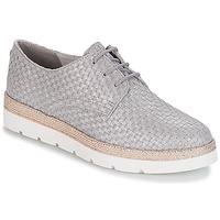 kengät Naiset Derby-kengät S.Oliver  Argenté