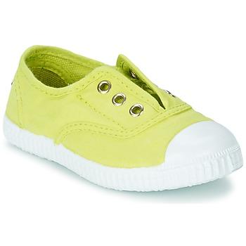 kengät Tytöt Matalavartiset tennarit Chipie JOSEPE Yellow