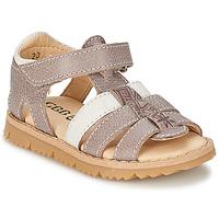 kengät Pojat Sandaalit ja avokkaat GBB IGNAM Grey