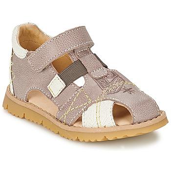 kengät Pojat Sandaalit ja avokkaat GBB INCAS Brown