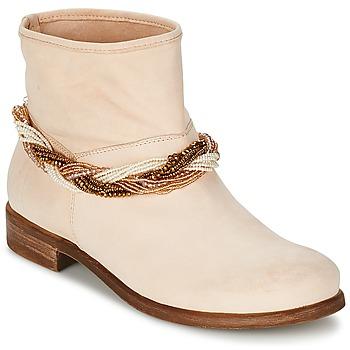 kengät Naiset Bootsit Tosca Blu TETHYS Beige
