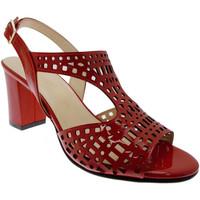 kengät Naiset Sandaalit ja avokkaat Soffice Sogno SOSO8130ro rosso